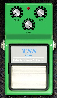 BTE Audio - TubeScreamers Secret
