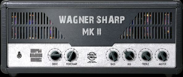 Nick Crow Wagner MK2 Sharp