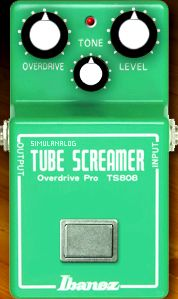 Simulanalog Tube Screamer