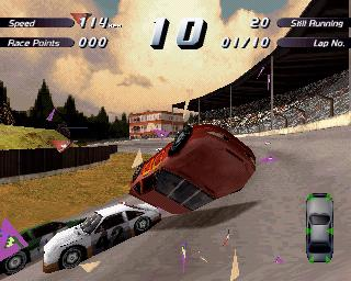 Destruction Derby 2 Playstation