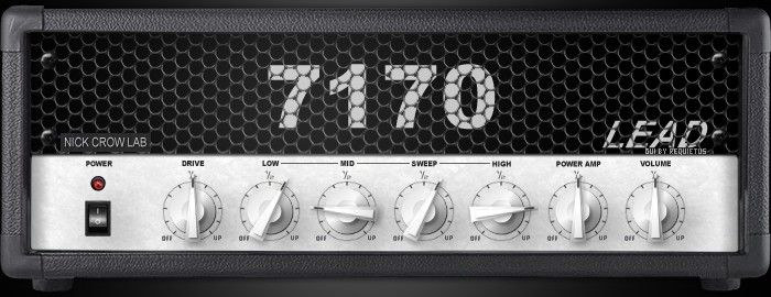 Metallica - Nick Crow - 7170 Lead