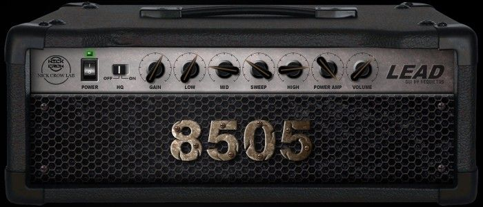 Metallica - Nick Crow - 8505 Lead